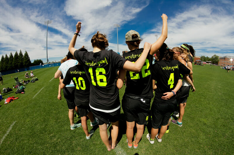 Boston Brute Squad. Photo: Burt Granofsky -- UltiPhotos.com