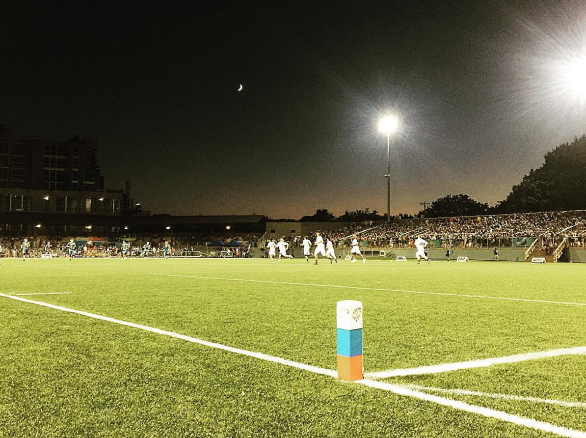 The Madison Radicals v. Seattle Cascades at Breese Stevens Field.