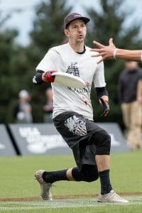"Ironside's Josh ""Cricket"" Markette. Photo: Jeff Bell -- UltiPhotos.com"