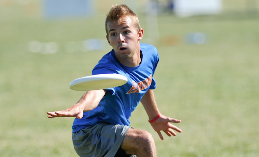 Florida's Billy O'Bryan. Photo: Brian Canniff -- UltiPhotos.com
