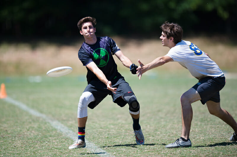 Cal Poly SLO's Nate Pettyjohn. Photo: Kevin Leclaire -- UltiPhotos.com