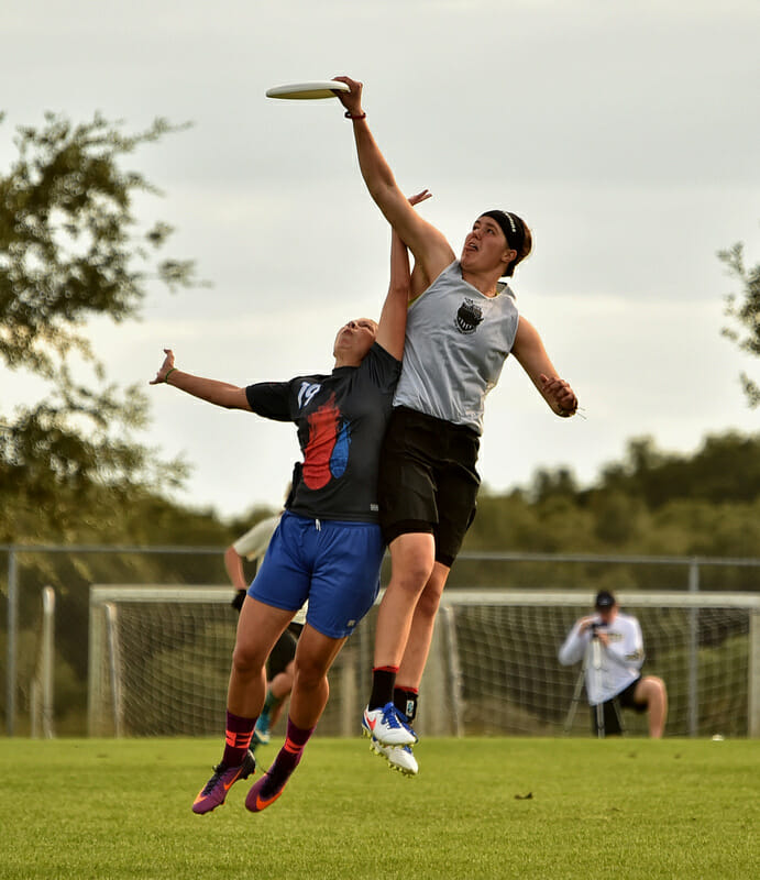 Jacklyn Verzuh was huge for Dartmouth this past weekend at the Florida Winter Classic.