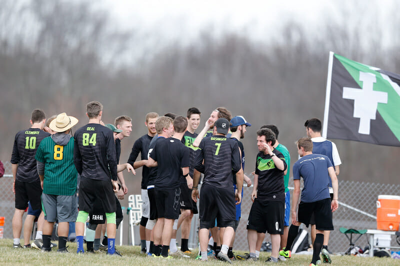 Franciscan Fatal won the Ohio Valley D-III Men's for the third consecutive year.