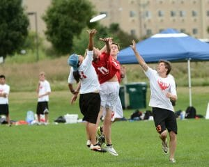 Sadie Jezierski of New Jersey DEVYL at the 2012 YCC Open Championships.