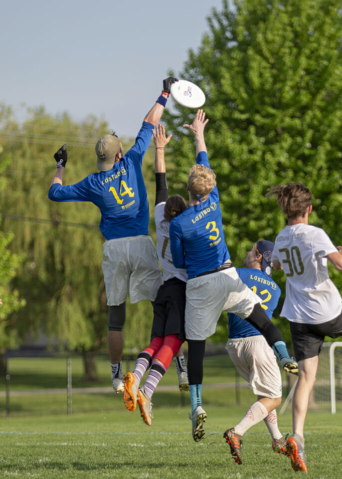D-III College Championships 2018: Prequarters Recap (Men's ...