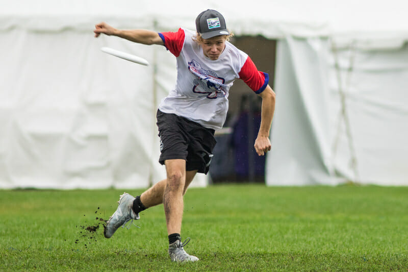 Forge pulls on the first day of YCC 2018.