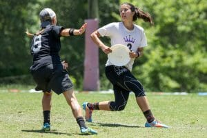 California's Marisa Rafter is one of the Pie Queen's two recent Callahan winners.