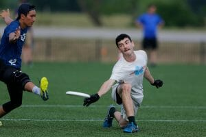 Carleton GoP's Saul Wildavsky. Photo: William 'Brody' Brotman -- UltiPhotos.com