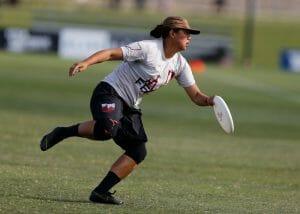 Ohio State's Sadie Jezierski. Photo: William 'Brody' Brotman -- UltiPhotos.com