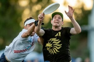 New York PoNY's Chris Kocher. Photo: Sam Hotaling -- UltiPhotos.com