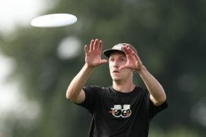 Minneapolis Sub Zero's Ryan Osgar. Photo: Alec Zabrecky -- UltiPhotos.com