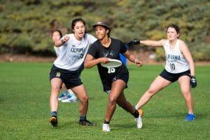 Western Washington's Samiya Ismail. Photo: Greg Pettus -- UltiPhotos.com