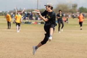 Colorado's Alex Atkins. Photo: Rodney Chen -- UltiPhotos.com