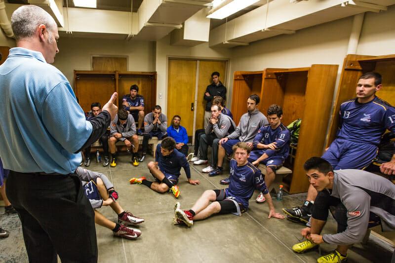 San Francisco Dogfish MLU Coach