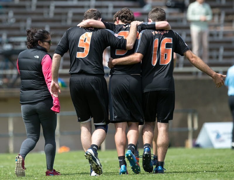 Too many ultimate players have direct or indirect experience with ACL injuries. Photo: Rodney Chen -- UltiPhotos.com