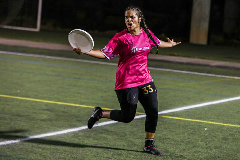 Medellín Revo Pro's Valeria Cardenas