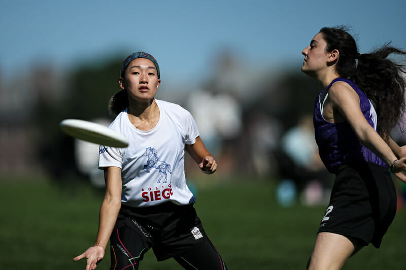 Boston Siege wll be looking to get back to their second straight Nationals. Photo: Burt Granofsky -- UltiPhotos.com